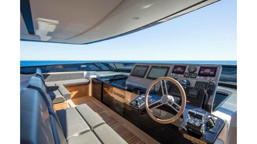 Sanlorenzo Sl 118ft motor yacht (5)