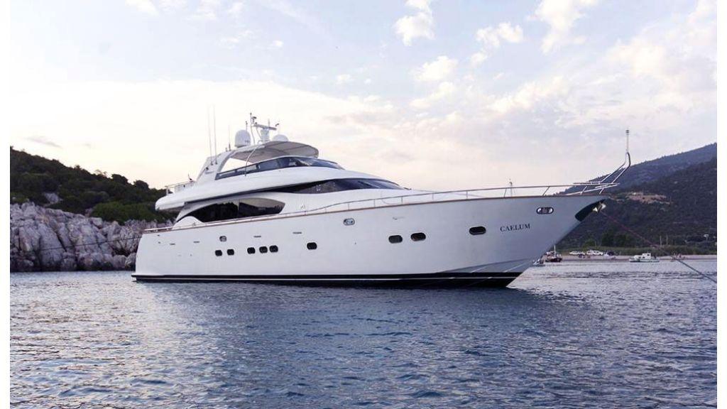 Caelum Motor Yacht (1)