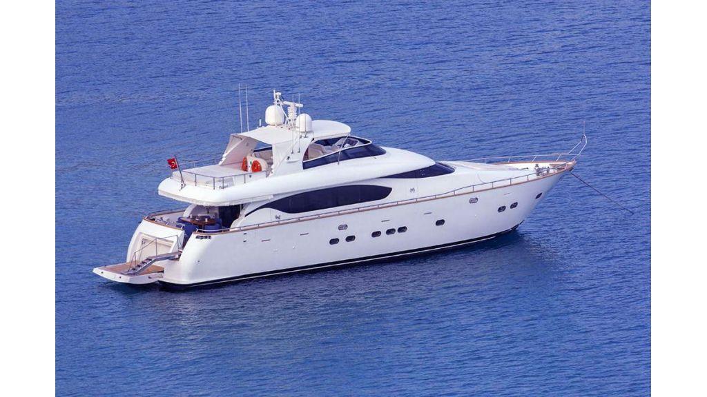 Caelum Motor Yacht