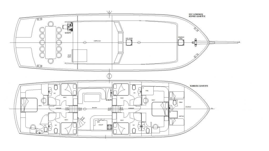 E Nil Gulet (27) - layout