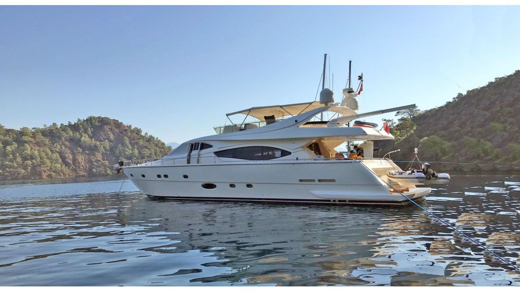 Ferretti-760 For Sale