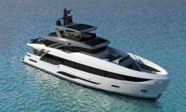 New 32m custom superyacht