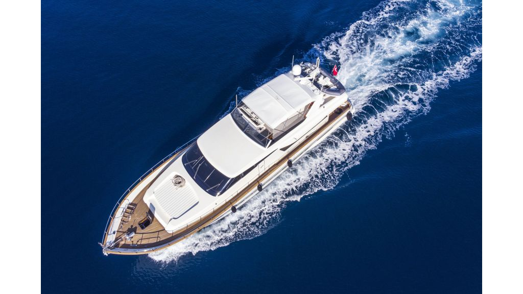 Sanlorenzo 75ft motor yacht (1)