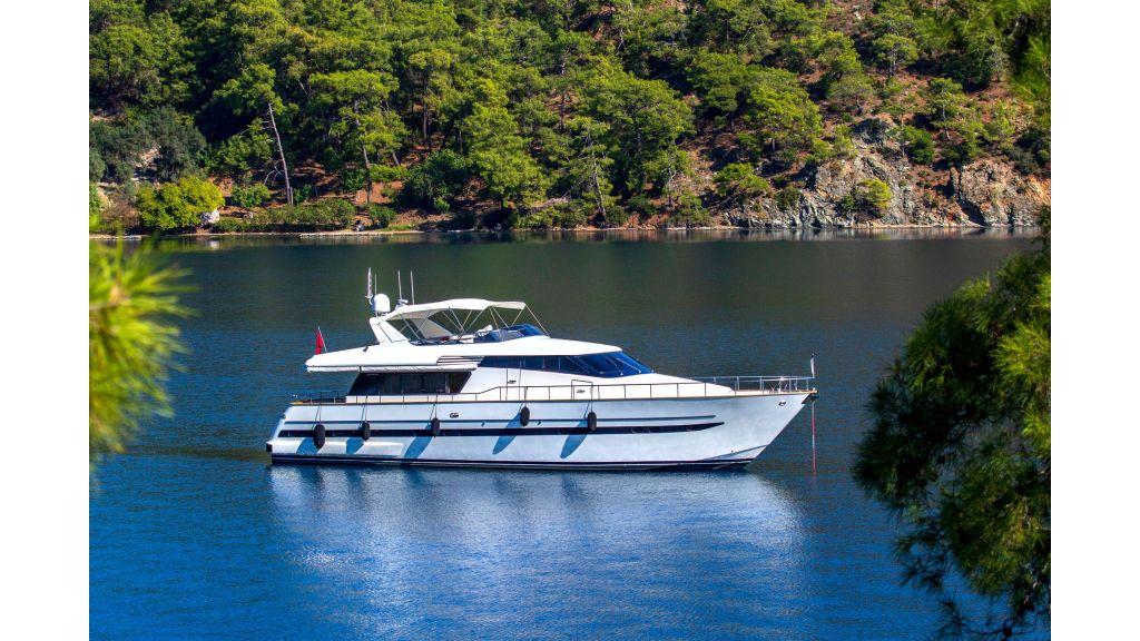 Sanlorenzo 75ft motor yacht (12)