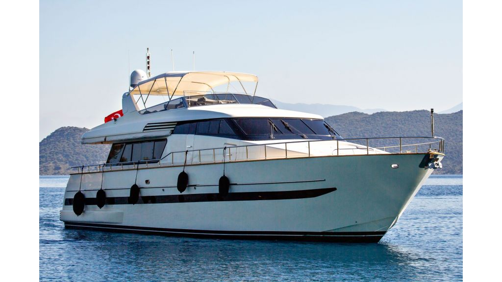 Sanlorenzo 75ft motor yacht (14)