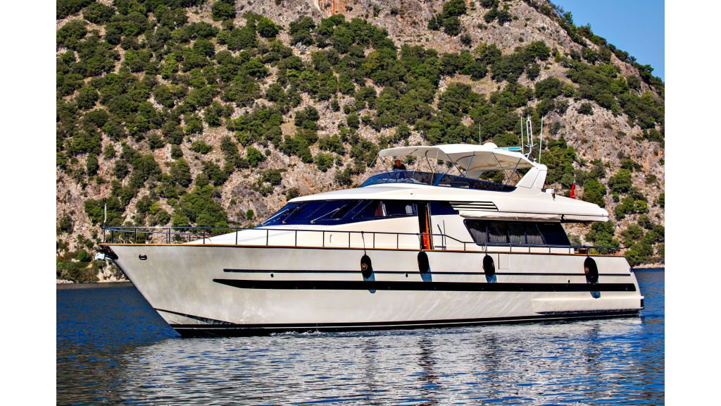 Sanlorenzo 75ft motor yacht (15)