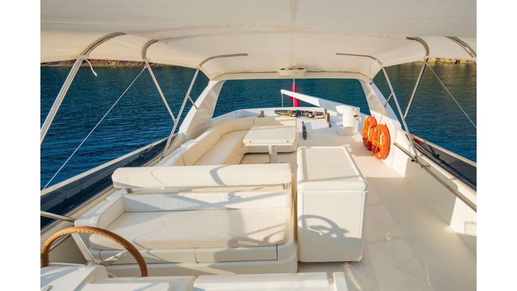 Sanlorenzo 75ft motor yacht (16)