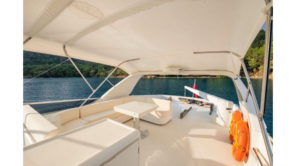 Sanlorenzo 75ft motor yacht (17)