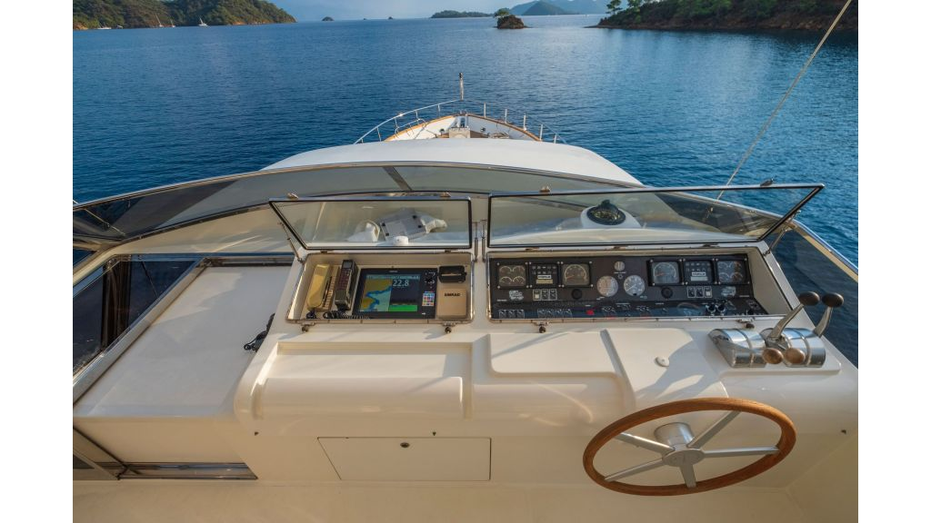 Sanlorenzo 75ft motor yacht (18)