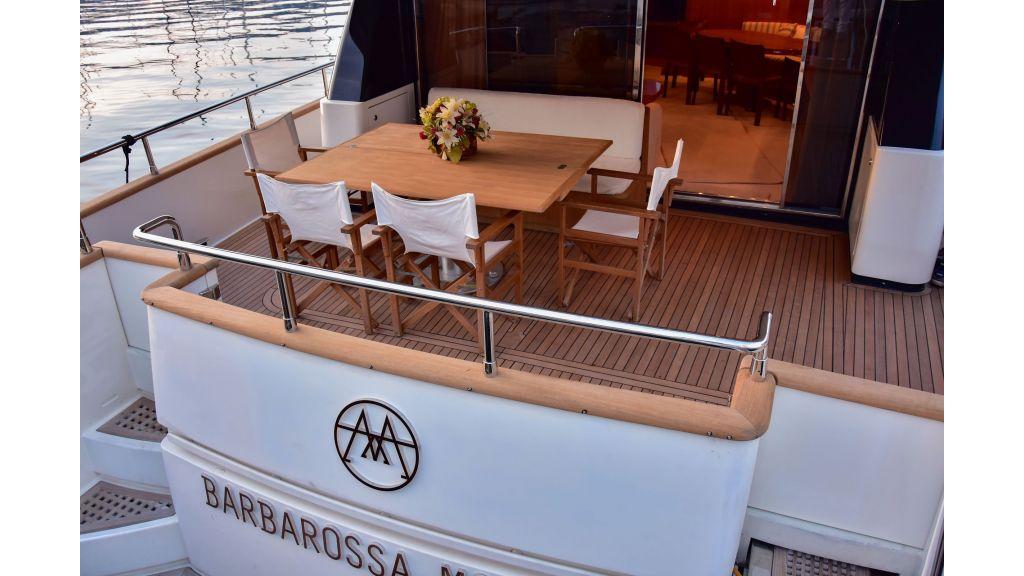 Sanlorenzo 75ft motor yacht (19)