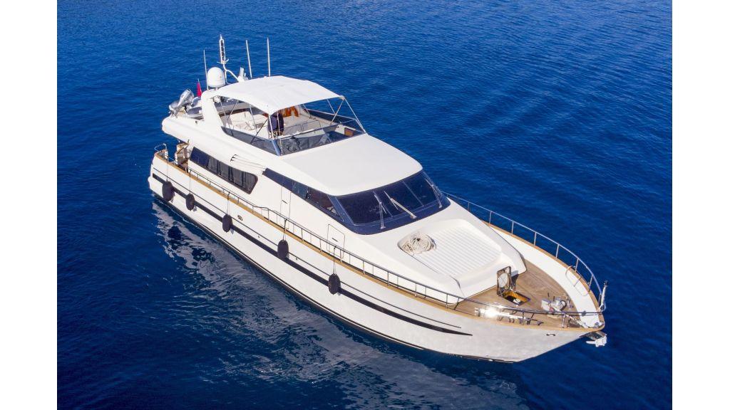 Sanlorenzo 75ft motor yacht (2)