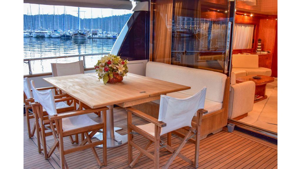 Sanlorenzo 75ft motor yacht (22)
