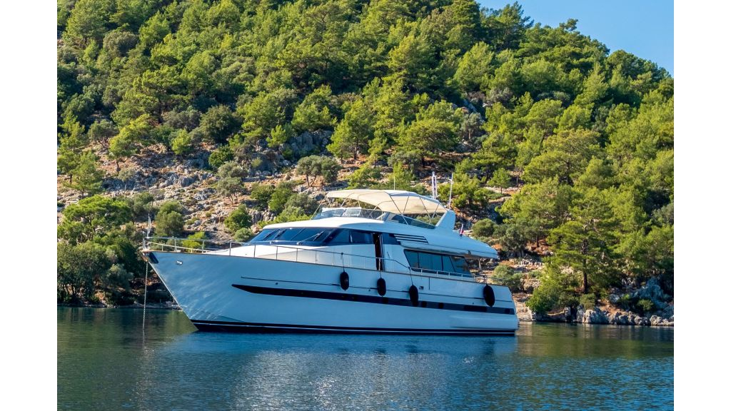Sanlorenzo 75ft motor yacht (4)
