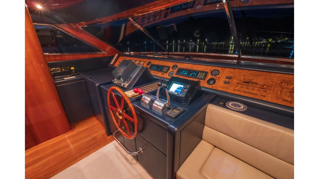 Sanlorenzo 75ft motor yacht (65)