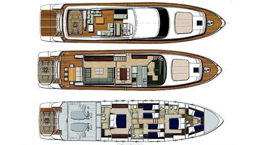 Sanlorenzo 75ft motor yacht (68)