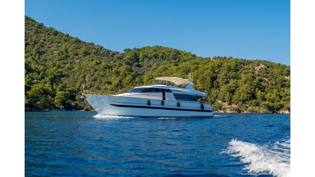 Sanlorenzo 75ft motor yacht (9)