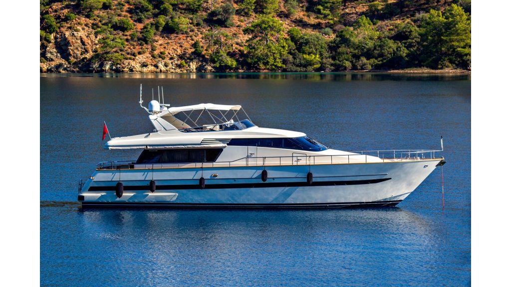 Sanlorenzo 75ft motor yacht master(13)