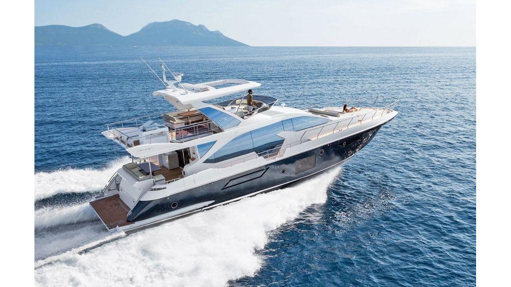 Azimut 72 Motor Yacht