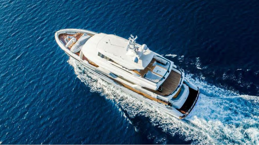 Kando 110 Motor Yacht (30)