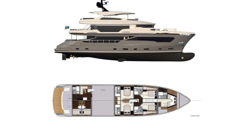 Kando 110 Motor Yacht (7)