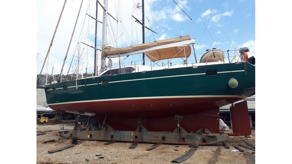 Luxury 2 Cabins Sailing Yacht (1)