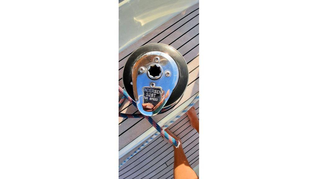 Luxury 2 Cabins Sailing Yacht (10)