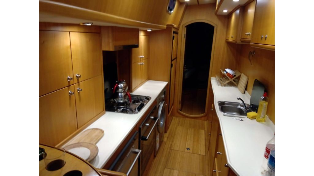 Luxury 2 Cabins Sailing Yacht (12)