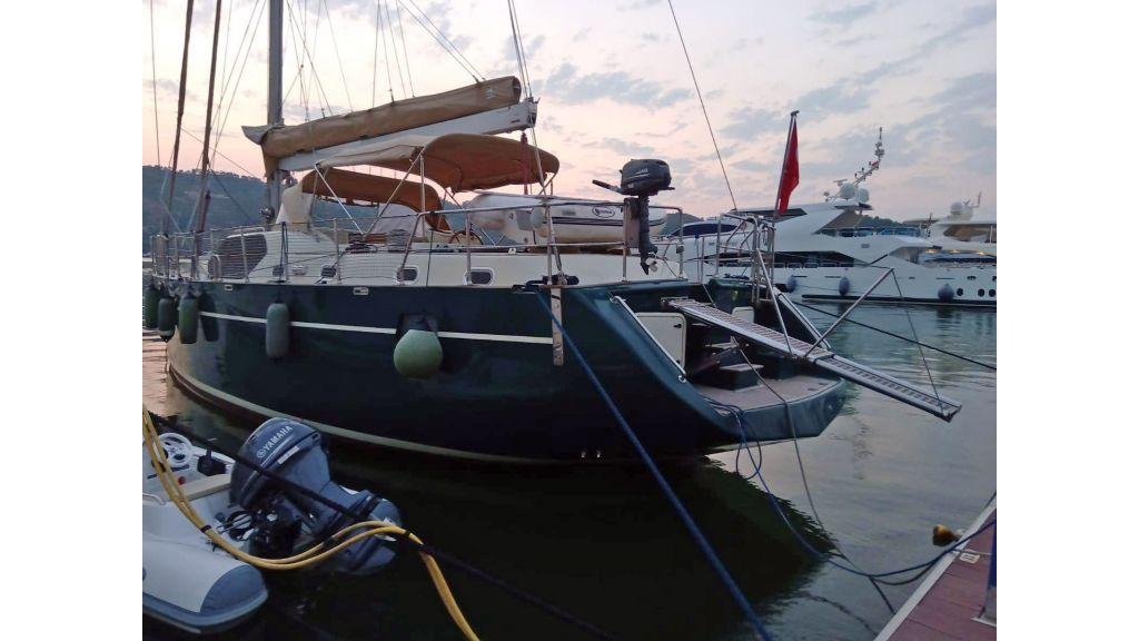 Luxury 2 Cabins Sailing Yacht (14)