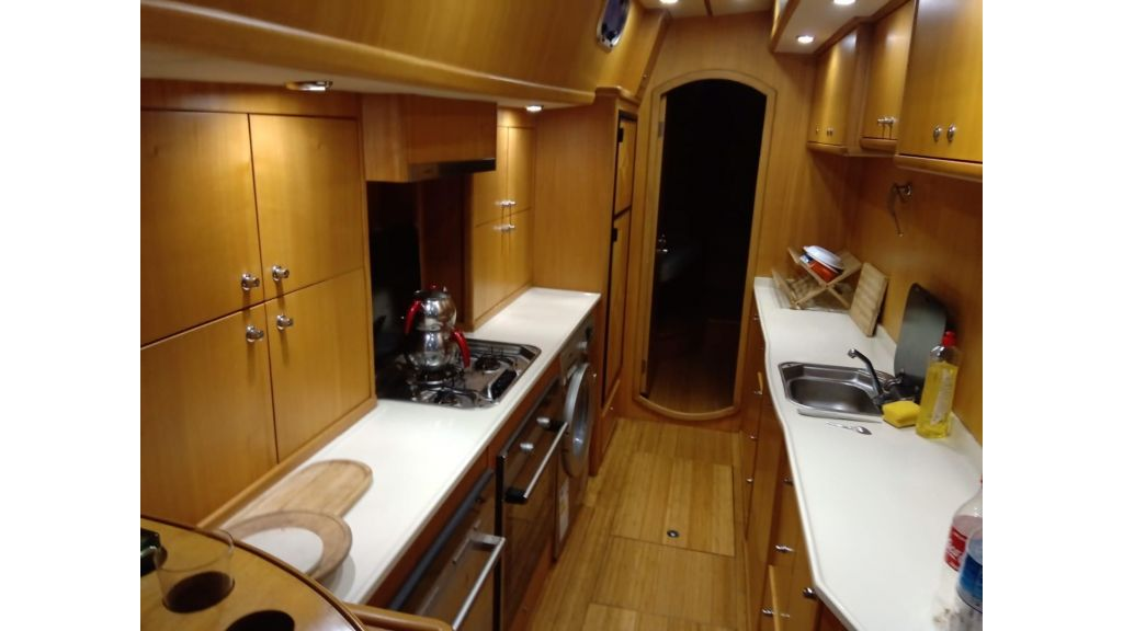 Luxury 2 Cabins Sailing Yacht (16)
