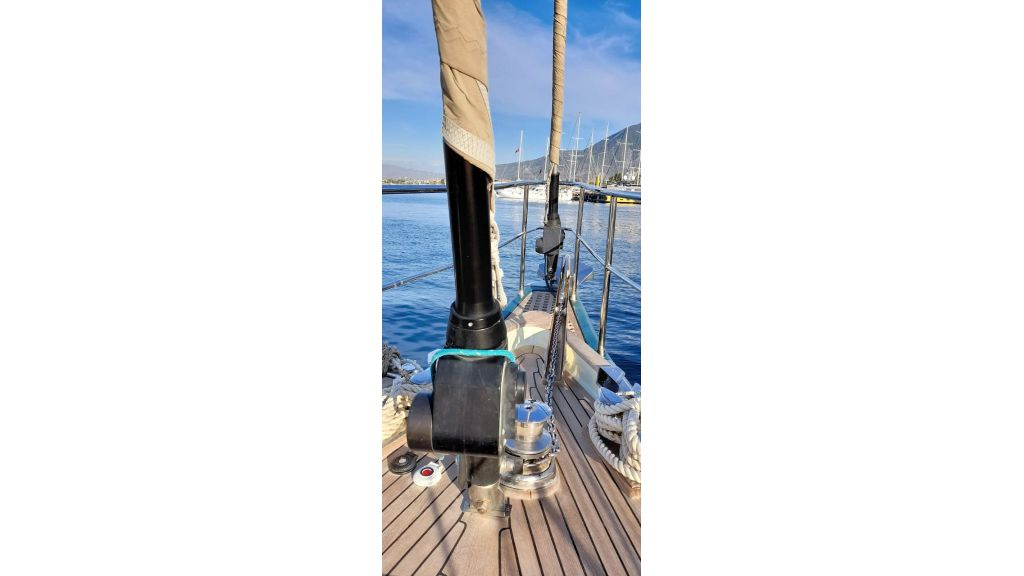 Luxury 2 Cabins Sailing Yacht (2)