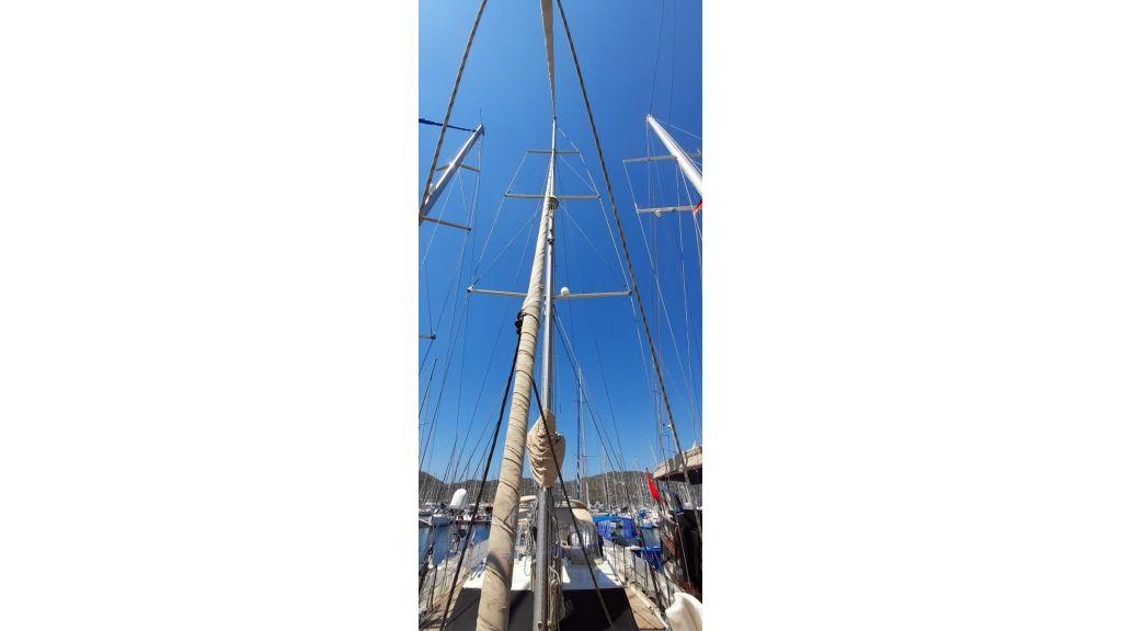 Luxury 2 Cabins Sailing Yacht (21)