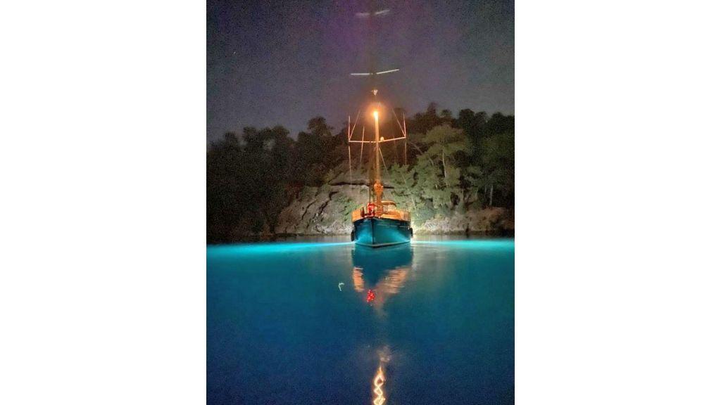 Luxury 2 Cabins Sailing Yacht (26)