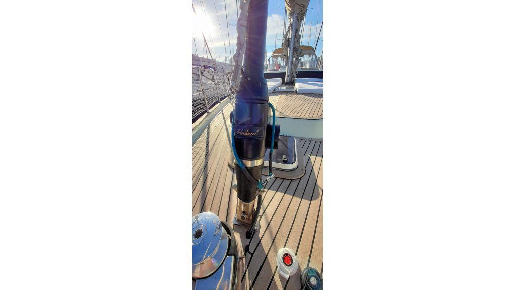 Luxury 2 Cabins Sailing Yacht (3)
