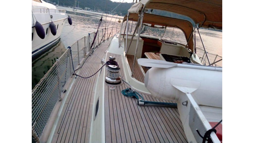 Luxury 2 Cabins Sailing Yacht (4)