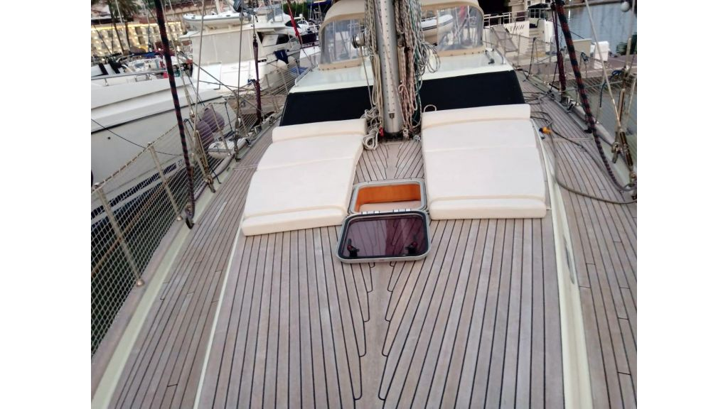 Luxury 2 Cabins Sailing Yacht (5)