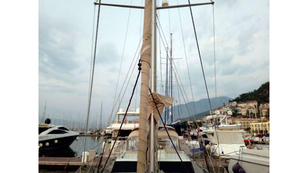 Luxury 2 Cabins Sailing Yacht (8)