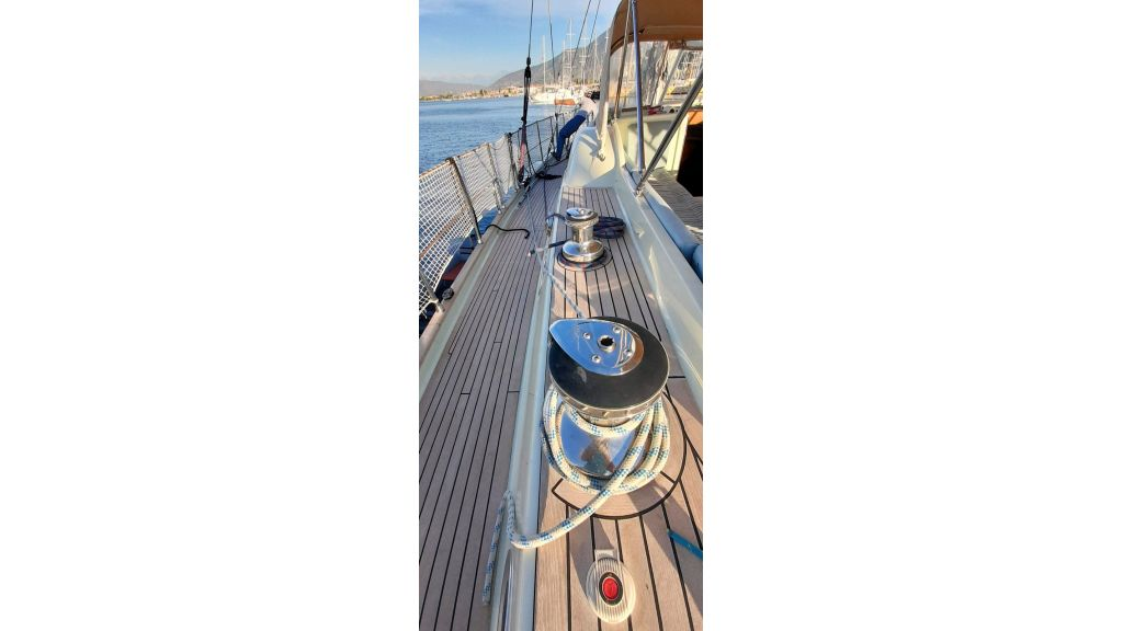 Luxury 2 Cabins Sailing Yacht (8)