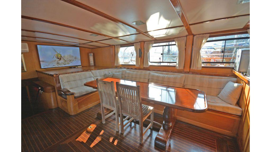 40m Luxury Transom Gulet (50)
