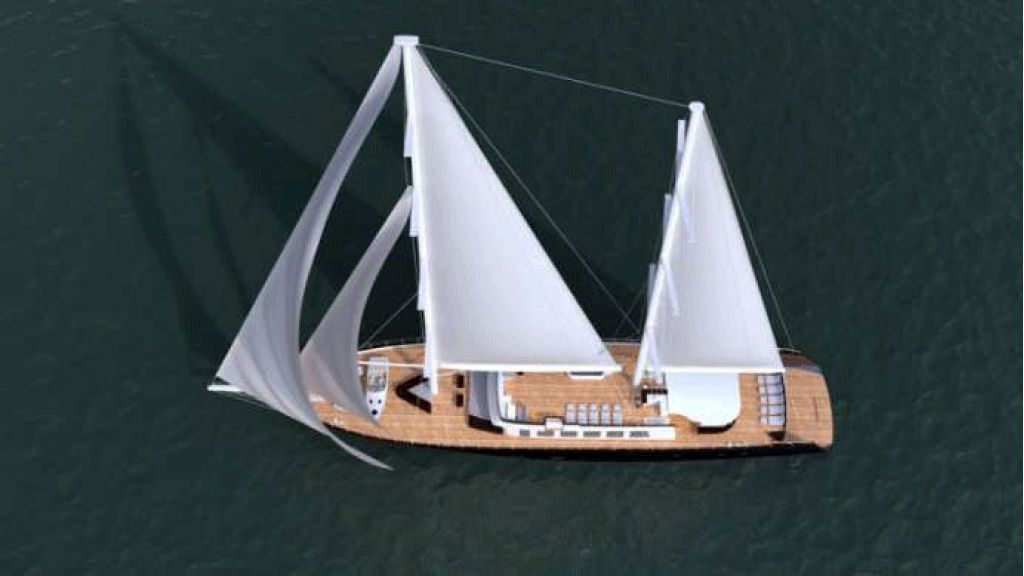 50m Steel Sailing Yacht (16)