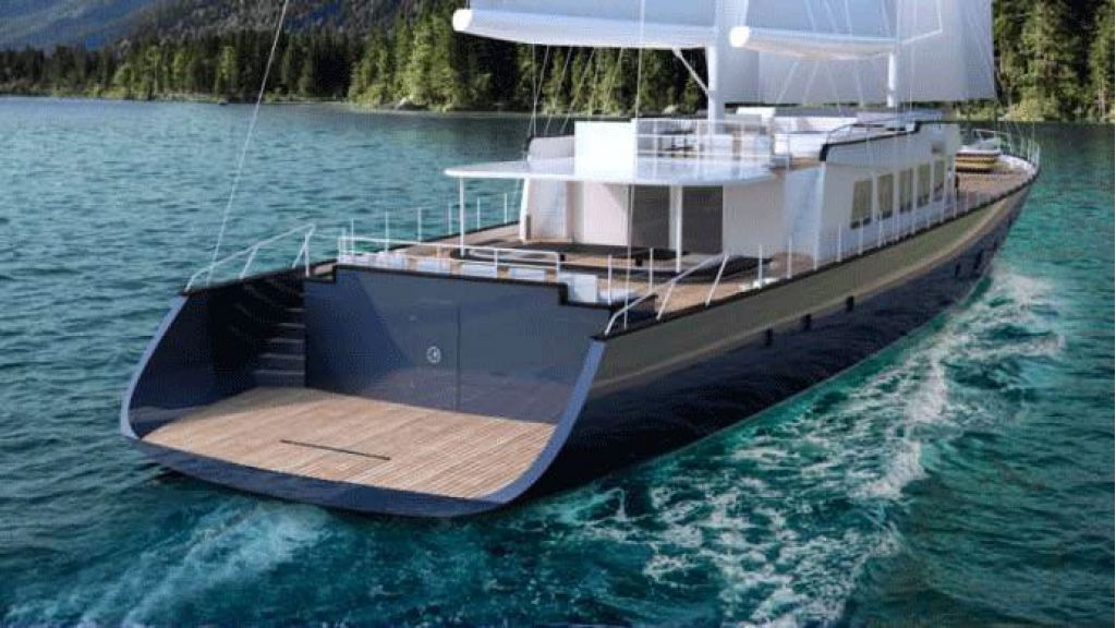 50m Steel Sailing Yacht (20)