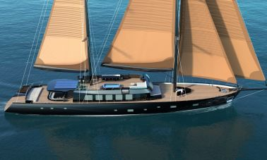 50m Yacht