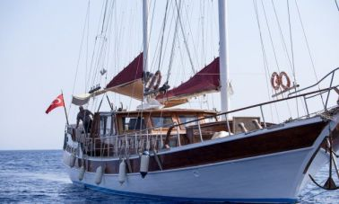 6 Cabins Commercial Transom Gulet (2)
