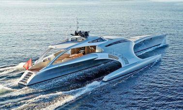 Adastra Luxury Motor Yacht