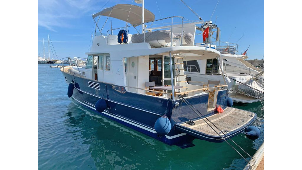 Beneteau Swift Trawler 42 (14)