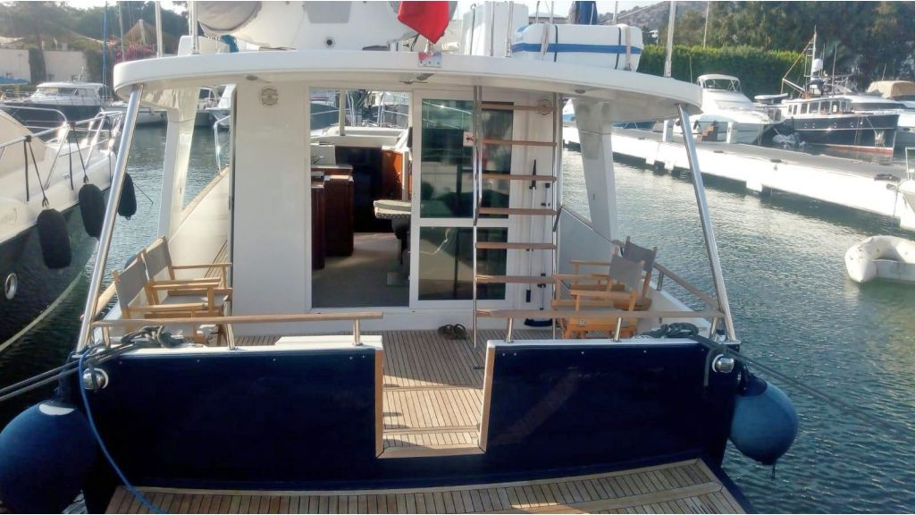 Beneteau Swift Trawler 42 (9)