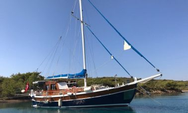 Bodrum Built Beautiful Classic Tirhandil (1)