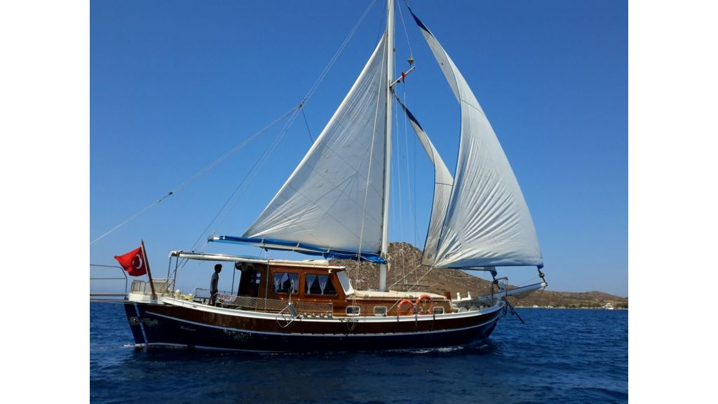 Bodrum Built Beautiful Classic Tirhandil (2) - master