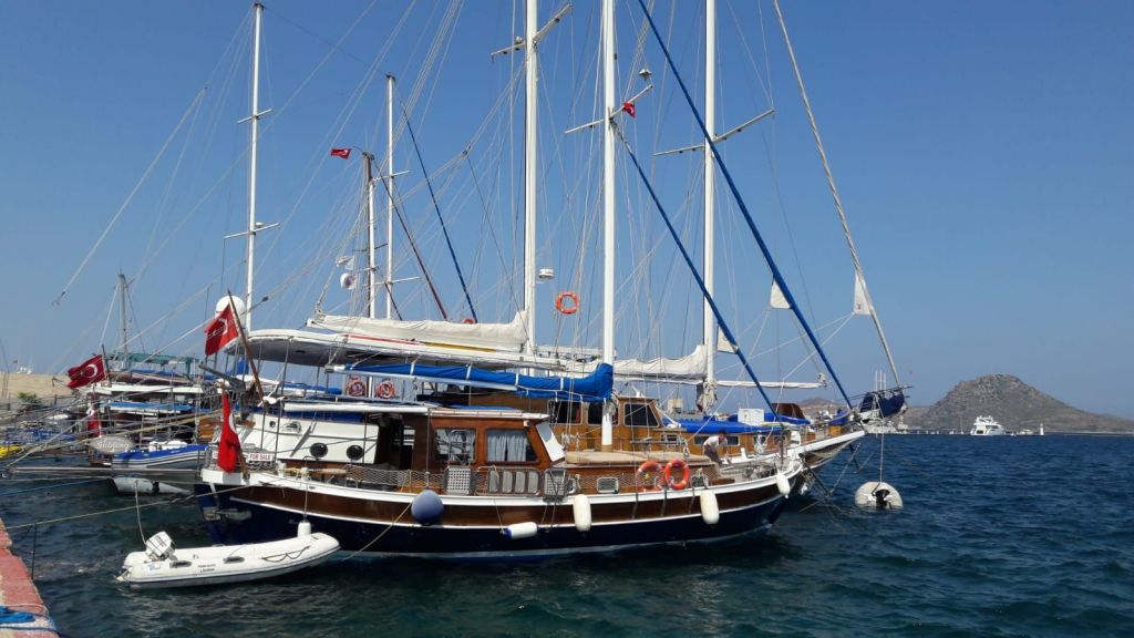 Bodrum Built Beautiful Classic Tirhandil (4)