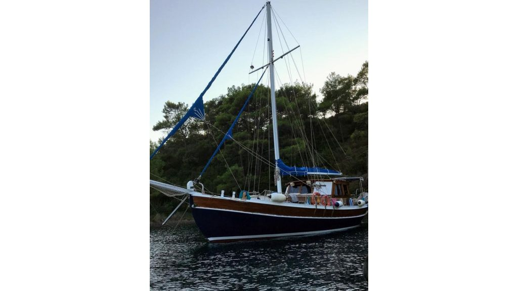 Bodrum Built Beautiful Classic Tirhandil (6)