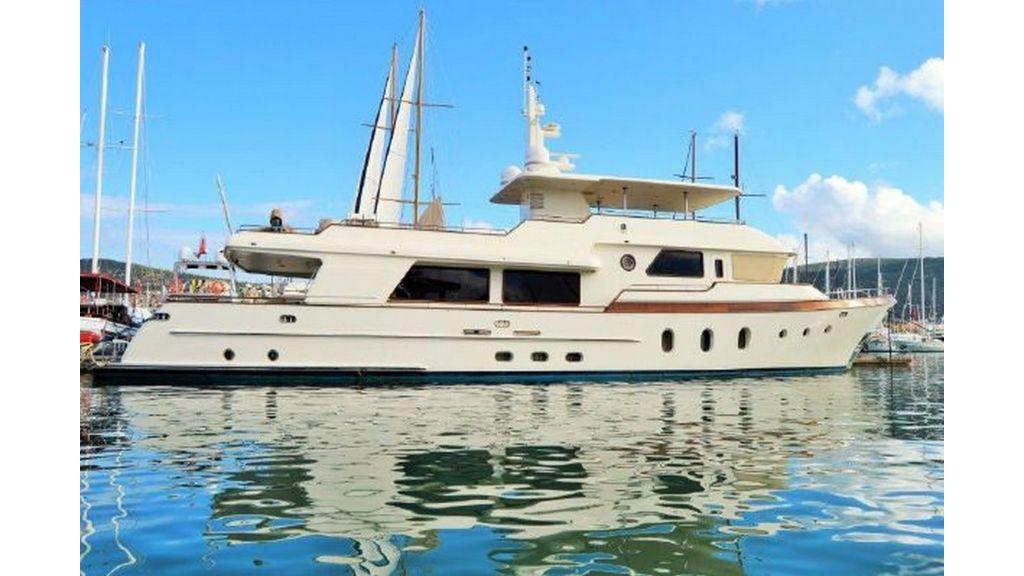 Ocean Going-Steel Trawler-(53)